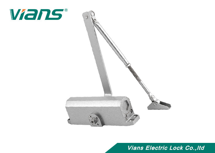 Automatic Electric Door Closer Closing Speed Adjustment 180° Max Opening Angle